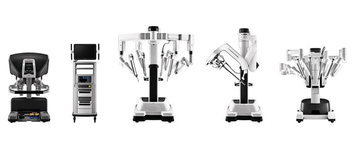 робот да винчи модели