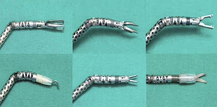 Инструменты da Vinci SP