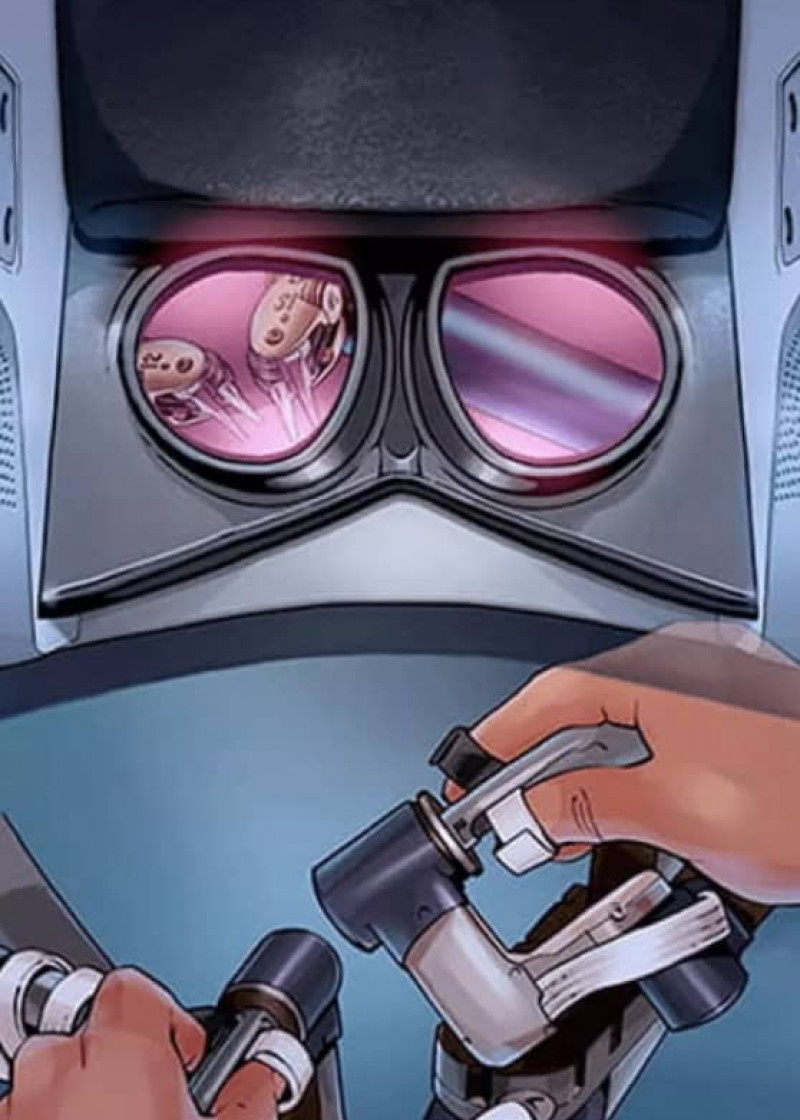 HD 3D–изображение  и система управления